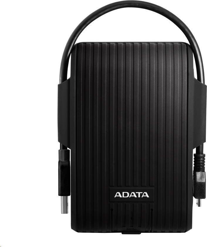 Dysk zewnętrzny ADATA HDD 1 TB Czarny (AHD725-1TU31-CBK) 1