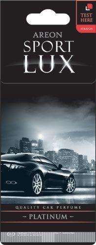 Areon SPORT LUX - Platinum  1