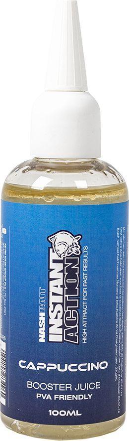 Nash Booster Juice Cappuccino 100ml 1