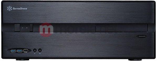 Obudowa SilverStone SST-LC10B-E USB 3.0 La Scala - czarna ( SST-LC10B-E USB 3.0 ) 1