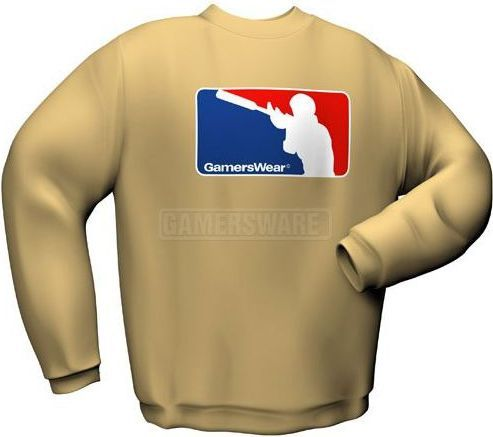 GamersWear Bluza COUNTER beżowa (S) ( 5040-S ) 1