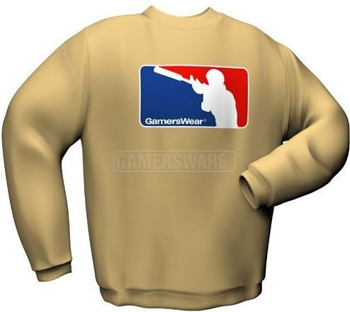 GamersWear Bluza COUNTER beżowa (XL) ( 5040-XL ) 1