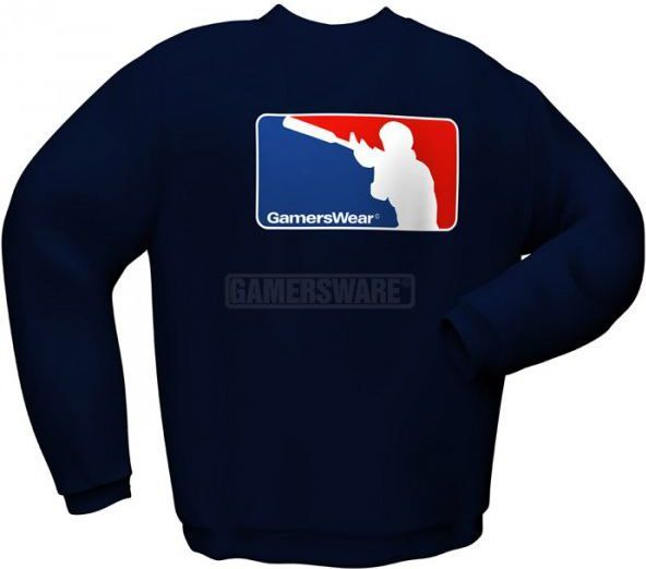 GamersWear Bluza COUNTER granatowa (L) ( 5056-L ) 1