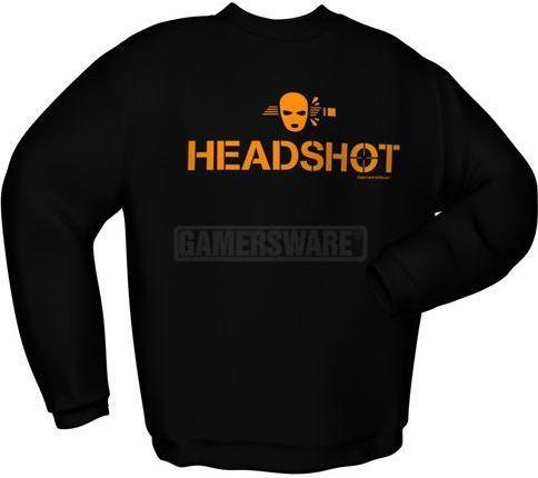 GamersWear HEADSHOT czarna (M) ( 5966-M ) 1