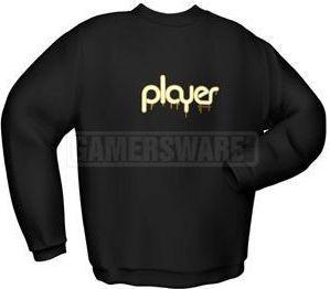 GamersWear Bluza PLAYER czarna (L) ( 5125-L ) 1
