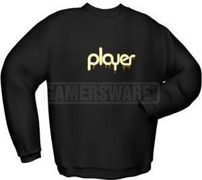 GamersWear Bluza PLAYER czarna (S) ( 5125-S ) 1