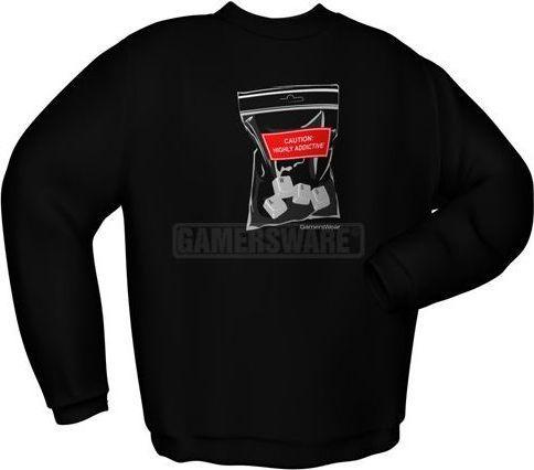 GamersWear Bluza WASD czarna (S) ( 5930-S ) 1