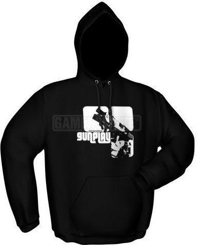 GamersWear Bluza GUNPLAY czarna (S) ( 5996-S ) 1