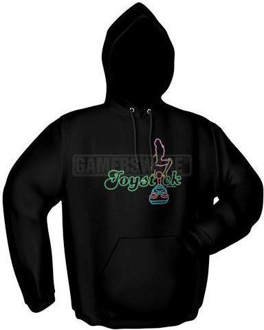 GamersWear Bluza JOYSTICK czarna (S) ( 5995-S ) 1