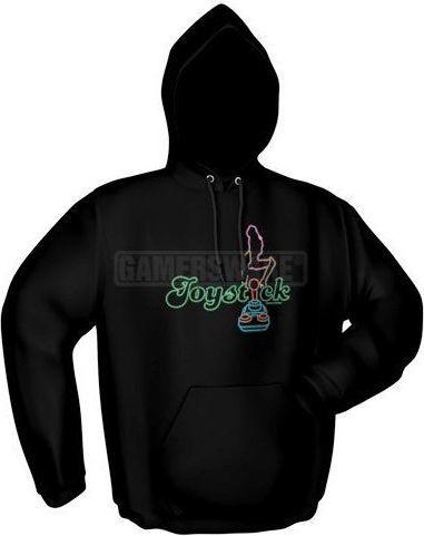 GamersWear Bluza JOYSTICK czarna (XL) ( 5995-XL ) 1
