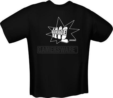 GamersWear QUAD DAMAGE czarna (XXL) ( 5090-XXL ) 1