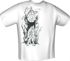J!NX World of Warcraft Draenei Race T-Shirt biała (L) ( 7121-L ) 1