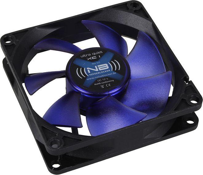 Wentylator Noiseblocker BlackSilent Fan XC1 (ITS-XC-1) 1