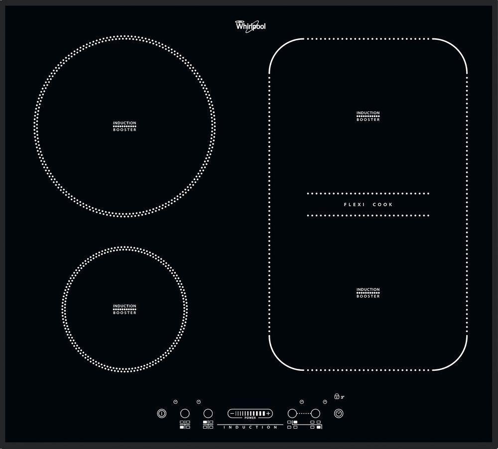 Płyta grzewcza Whirlpool ACM 816/BA 1