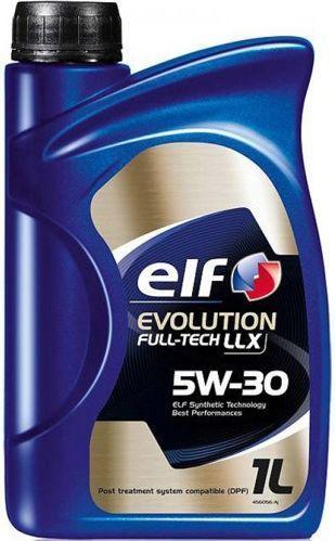 Olej silnikowy Elf Evolution Full-Tech LLX syntetyczny 5W-30 1L 1