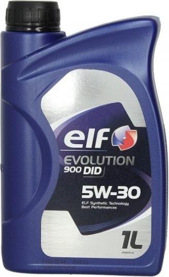 Olej silnikowy Elf Evolution 900 DID syntetyczny 5W-30 1L 1