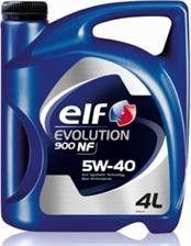 Olej silnikowy Elf Evolution 900 NF syntetyczny 5W-40 4L 1