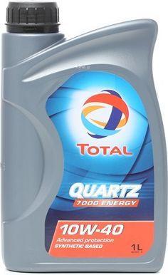 Olej silnikowy Total Quartz 7000 Energy półsyntetyczny 10W-40 1L 1