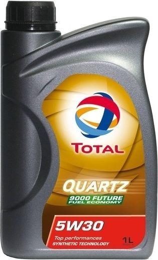 Olej silnikowy Total Quartz 9000 Future NFC syntetyczny 5W-30 1L 1