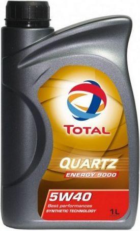 Olej silnikowy Total Quartz 9000 Energy syntetyczny 5W-40 1L 1