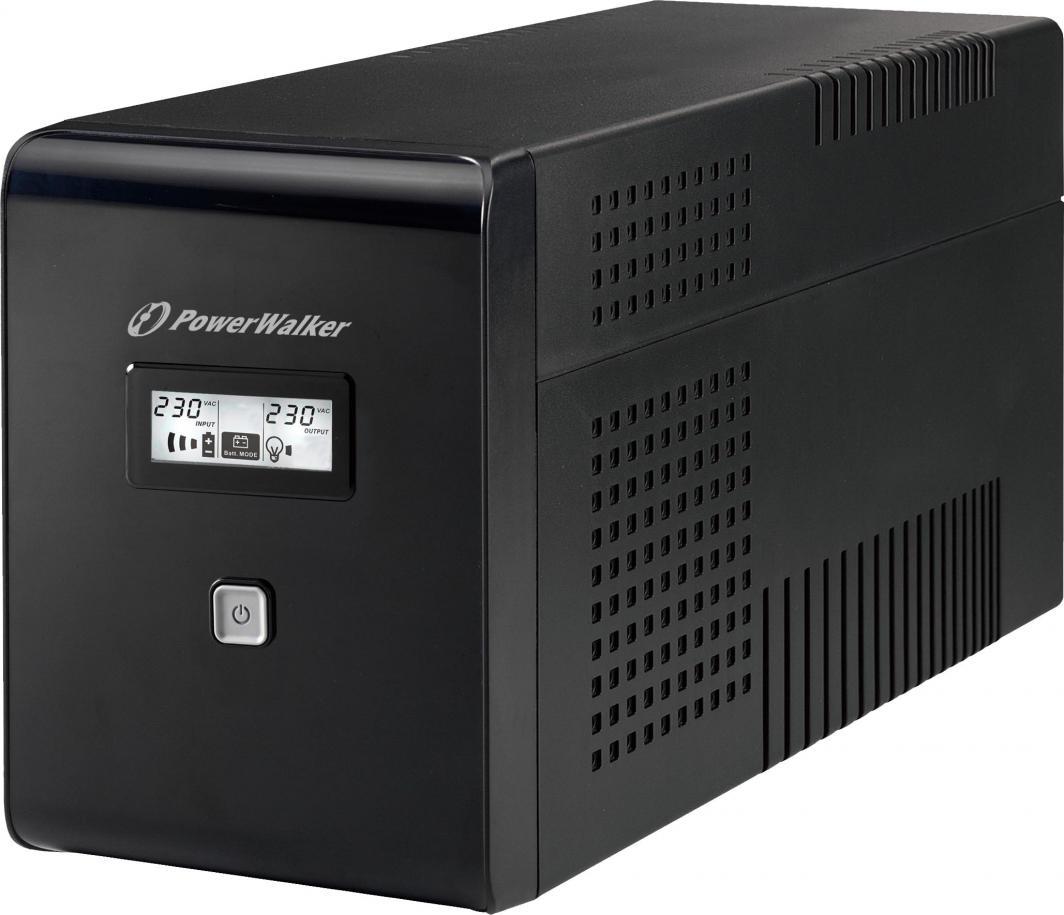 UPS PowerWalker VI 1500 LCD FR (10120046) 1