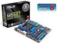 Płyta główna Asus M5A97 R2.0 AM3+ AMD970 4DDR3 RAID/USB3/GLAN ATX - (M5A97 R2.0) 1