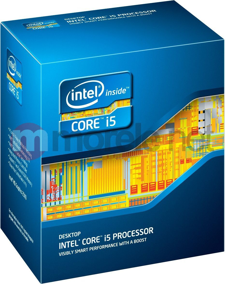 Procesor Intel 3.1GHz, 6 MB, BOX (BX80637153350P) 1