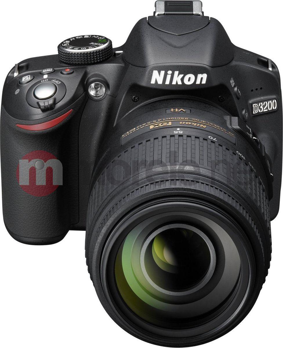 Lustrzanka Nikon D3200 18 55vr 55 300vr Vba330k004 Id Produktu 514975