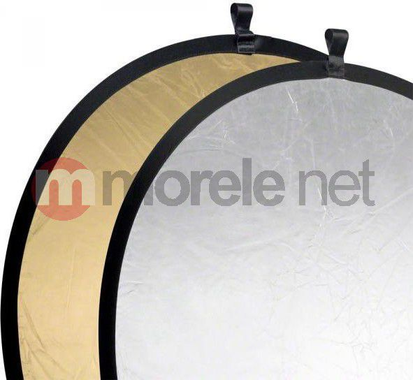 Blenda Walimex Foldable Reflector golden silver 17690 1