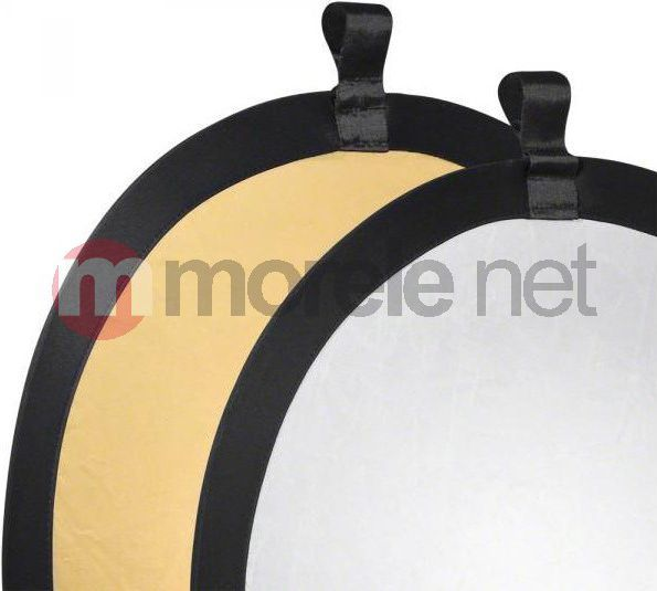 Blenda Walimex Foldable Reflector golden silver 17689 1