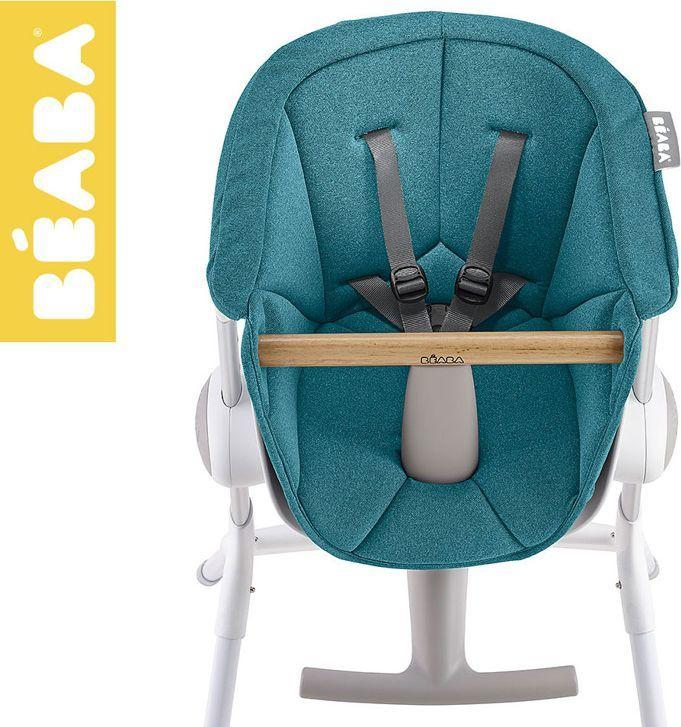 Beaba Beaba Miękki wkład do Krzesełka do karmienia Up&Down blue 1