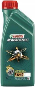 Olej silnikowy Castrol Magnatec syntetyczny 5W-40 1L 1