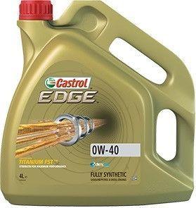Olej silnikowy Castrol Edge syntetyczny 0W-30 4L 1