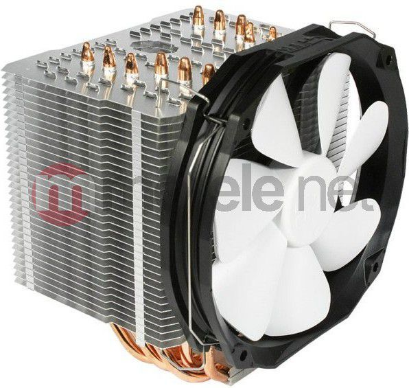 Chłodzenie CPU Thermalright HR-02 - Macho - Black White FM1 AM2 AM3 AM3+ LGA775 LGA1150 LGA1155 LGA1156 LGA1366 LGA2011 - TR131 1