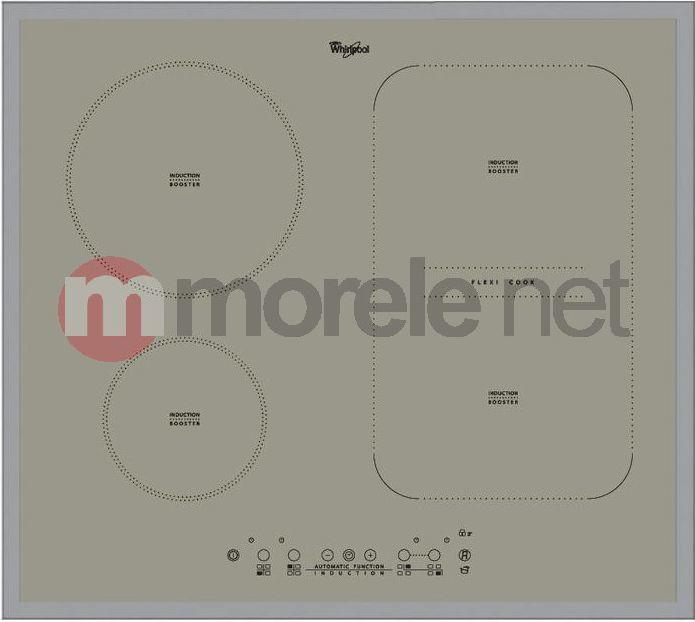Płyta grzewcza Whirlpool ACM 808 /BA/S 1