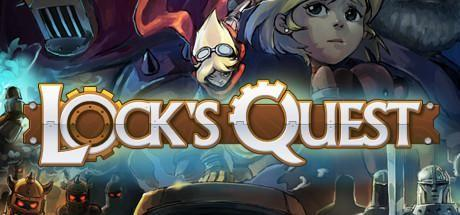 Lock's Quest PC, wersja cyfrowa 1