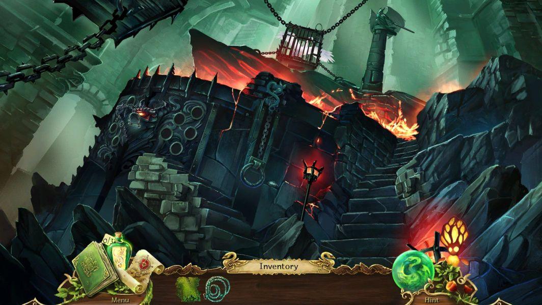 Grim Legends 2: Song of the Dark Swan PC, wersja cyfrowa 1
