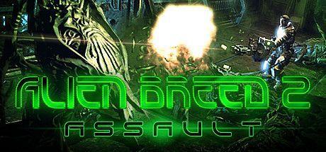 Alien Breed 2 Assault PC, wersja cyfrowa 1