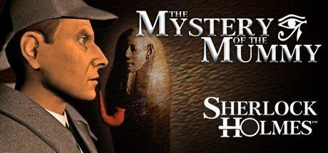 Sherlock Holmes: The Mystery of the Mummy PC, wersja cyfrowa 1