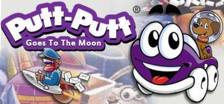Putt-Putt Goes to the Moon PC, wersja cyfrowa 1