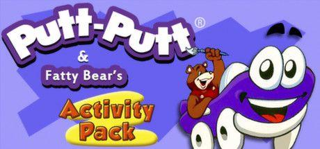 Putt-Putt and Fatty Bear's Activity Pack PC, wersja cyfrowa 1