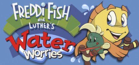 Freddi Fish and Luther's Water Worries PC, wersja cyfrowa 1