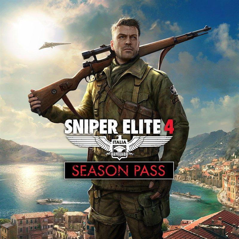 Sniper Elite 4 - Season Pass PC, wersja cyfrowa 1