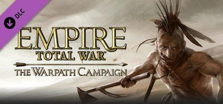 Empire: Total War - The Warpath Campaign DLC Steam CD Key 1