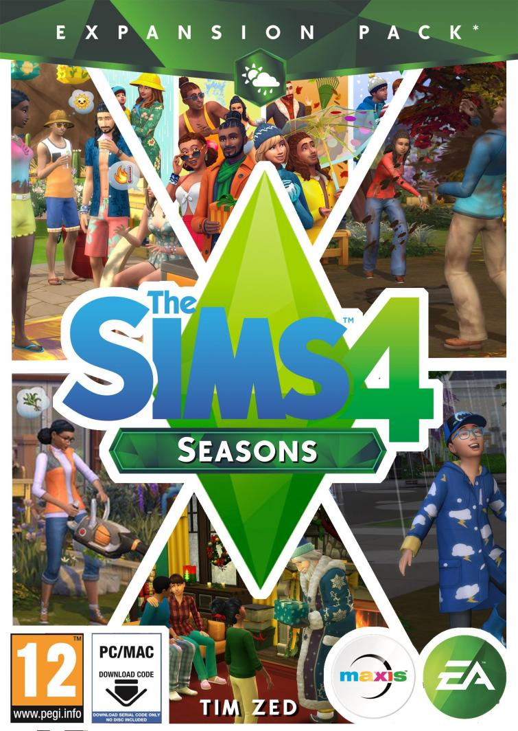 The Sims 4 - Seasons 1