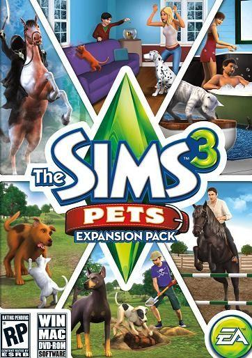 The Sims 3 - Pets Expansion Pack, ESD 1