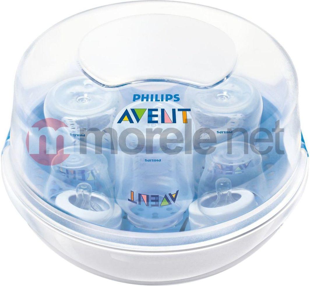 Avent Philips Avent Sterylizator parowy - mikrofalowy SCF 281/02 1