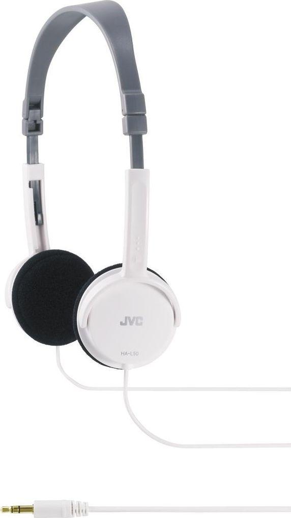 Słuchawki JVC HA-L50 (HA-L50-W-E) 1