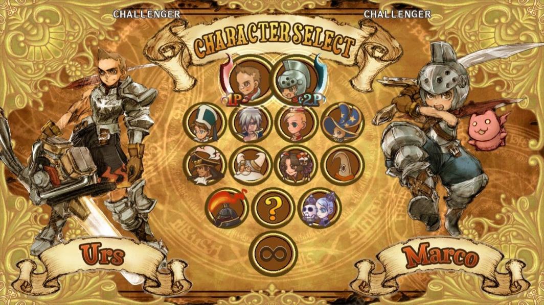 Battle Fantasia -Revised Edition- PC, wersja cyfrowa 1