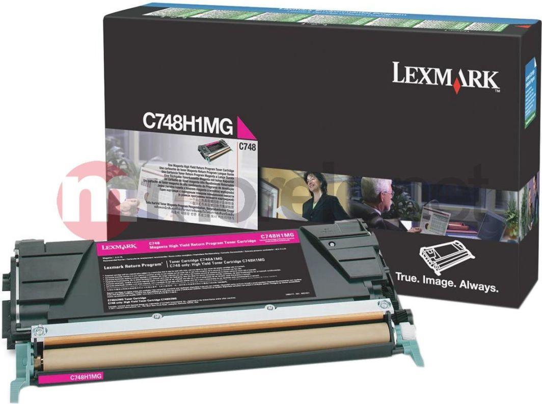 Lexmark C748H1MG 1